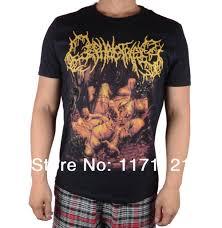 designer t shirt cephalotripsy metal t shirt size s xxxl designer