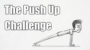 Challenge Up The Push Up Challenge