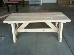 Build A Picnic Table Cost by 2x4 Bench Cost 15 00 To Build My Home Projects Pinterest 2x4