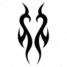 tribal tattoos design element tribal stock vector