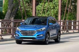hyundai crossover 2016 hyundai tucson reviews and rating motor trend