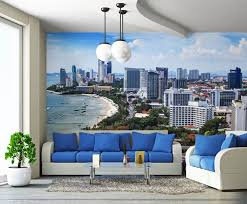 great benefits of wall murals many people do not realize naindien home decor wall decals india home wall mural ideas