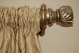Decorative Functional Traverse Curtain Rods by Hardware For Window Treatments Decor Window Ideas