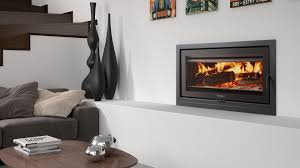 hergom sere 100 wood burning cassette stove fireplace products