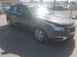 chevy cruze grey 2016 chevrolet cruze 1lt express auto credit
