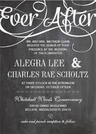 chalkboard wedding invitations chalkboard wedding invitations by