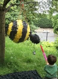 bumble bee pinata moshi monsters party season badass funster