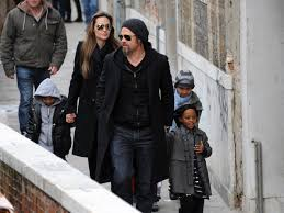 Angelina Jolie Mansion by Angelina And Brad U0027s Divorce Is Possibly Over Parenting Methods
