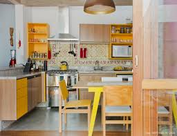 Yellow Kitchen Designs by 25 Colorful Kitchens To Inspire You