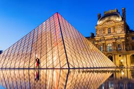 louvre museum at sunset wallpapers see this is why i love this location at night sunrise or sunset