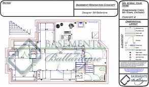 basement layouts basement design service
