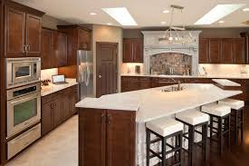 stone kitchen island kitchen traditional with beige kitchen