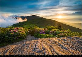 North Carolina landscapes images Appalachian trail sunset north carolina landscape photog flickr jpg