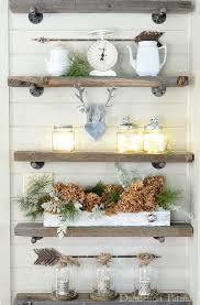 Diy Reclaimed Wood Floating Shelf by Modest Interesting Reclaimed Wood Kitchen Shelves Reclaimed Wood