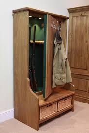 kitchen cabinet bench seat bench seat gun cabinet the bespoke gun cabinets company