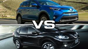 nissan rogue boot space toyota rav4 vs nissan x trail which is better