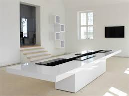 Modern Conference Room Tables by Modern Conference Table Stone Meeting Desk