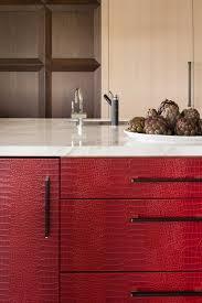 modern kitchen red portfolio kitchen and bathroom remodeling bethesda md