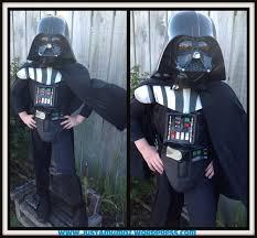 darth vader halloween costume child kiwi mummy blog review u2013 star wars deluxe darth vader costume