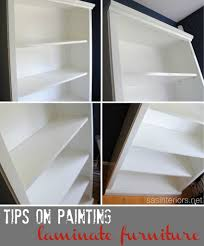 How To Clean Paint From Laminate Floors How To Paint Laminate Furniture Jenna Burger