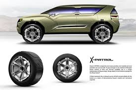nissan suv 2016 models nissan x patrol suv envisioned autoevolution