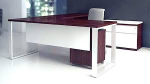 u shaped executive desk l shaped executive desk medium size of home l shaped desk l shaped
