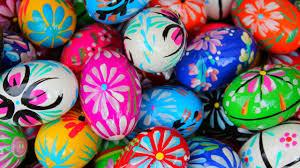easter eggs wallpapers polish pisanki easter eggs 4k hd desktop wallpaper for 4k ultra