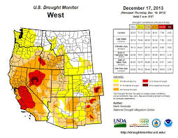 california map drought a comparison of california s 2013 spell to the 1976