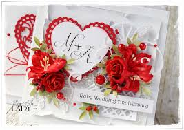 wedding anniversary cards orchid crafts 2 wedding anniversary cards