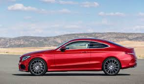 the all mercedes c class the 2017 mercedes c class coupe is as hell