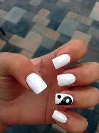 best 25 white nail ideas on pinterest manicures white nail art