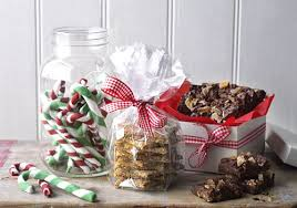 How To Make Gift Baskets How To Make A Christmas Hamper Bbc Good Food
