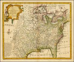 A Map Of Florida A New U0026 Accurate Map Of Louisiana With Part Of Florida And Canada
