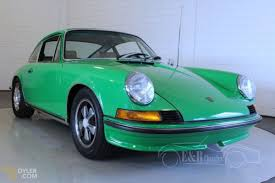 green porsche classic 1973 porsche 911 t coupe for sale 3115 dyler