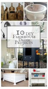 10 diy farmhouse decor projects merry monday twelve on main