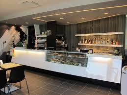 Modern Coffee Shop Interior Design And Bar Furniture - Modern cafe interior design