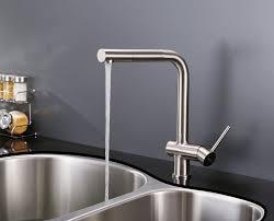 Symmons Kitchen Faucets Ruvati Cascada Single Handle Kitchen Faucet U0026 Reviews Wayfair