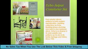 echo bedding echo jaipur comforter set echo design bedding