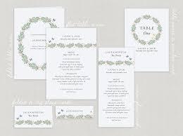 Wedding Stationery A Wonderfully Whimsical Wedding Invitation And Stationery Suite