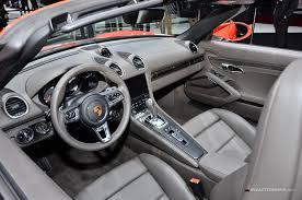 Porsche Boxster S 2016 - porsche 718 boxster s geneva 2016 12 images geneva motor show