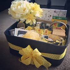 sympathy basket ideas box of gift idea for a friend who needs some