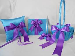 purple and turquoise wedding purple wedding 72 weddbook