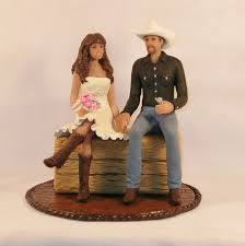 western wedding cake topper caketopcreations products