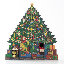 tree advent calendar the museum shop of the institute of chicago