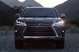 toyota lexus suv stick shift 10 things to about the 2017 lexus lx 570