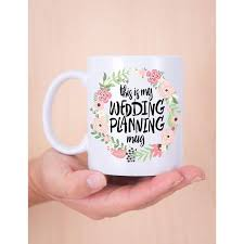 mug design this is my wedding planning mug gift for bride z create design