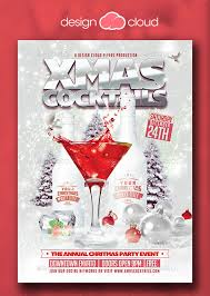 christmas cocktail party cocktail party flyers pchelovod tk