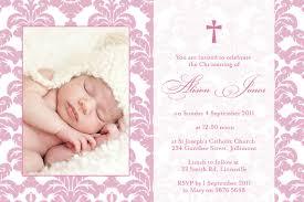 Christening Invitation Card Baptismal Template Contegri Com