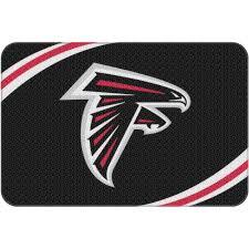 Walmart Bathroom Rugs by Nfl Atlanta Falcons 20