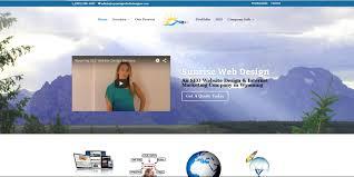sister site wyoming web design sunrise sister site sunrise website design llc